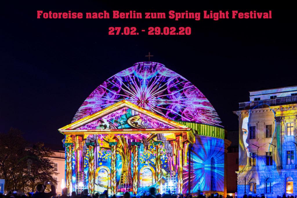 Berlin fotoreise springlight festival 2020